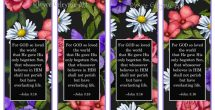 Bookmark Background Designs About God