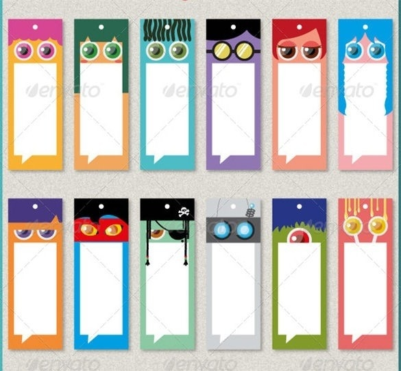 Bookmark Background Designs For Kids | World Of Example intended for Bookmark Background Designs For Kids 26634