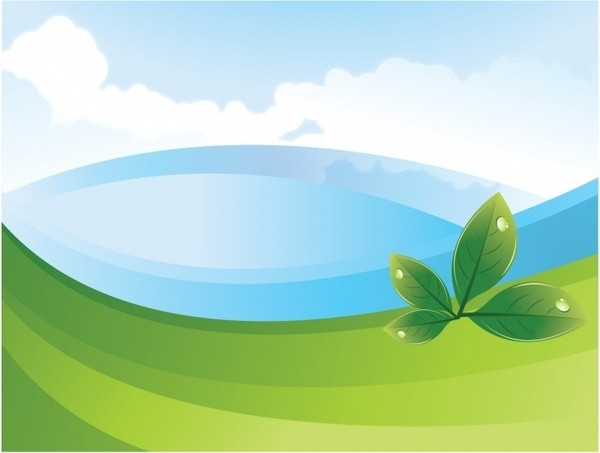 Bookmark Background Nature Free Vector Download (46,230 Free throughout Bookmark Background Designs Green 27210