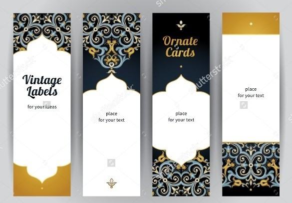 Bookmark Designs Download | World Of Example throughout Bookmark Designs Download 27922