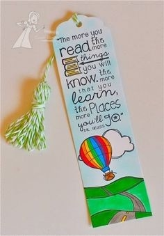 Bookmark - Tìm Với Google | Bookmarrk | Pinterest | Bookmarks throughout Diy Bookmarks With Quotes 27990