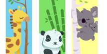 Cool Animal Bookmarks To Print