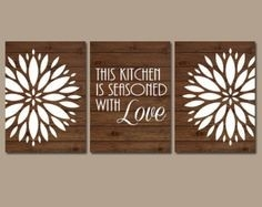 Canvas Kitchen Wall Art - Makipera | Kitchens | Pinterest with regard to Kitchen Wall Art Canvas 26584