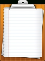 Clipboard Checklist Template | World Of Example pertaining to Clipboard Checklist Template 26172
