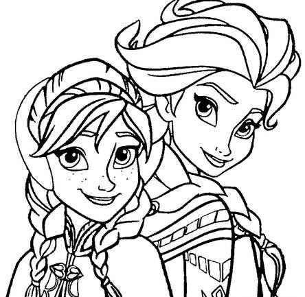 Coloring Pages – Google Search | Coloring Pages | Pinterest in Disney Frozen Coloring Pages For Girls Elsa 29421