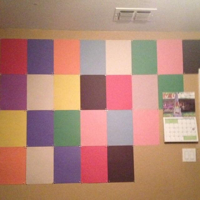 Construction Paper Wall Art | Walls | Pinterest | Paper Walls in Construction Paper Wall Art 27430