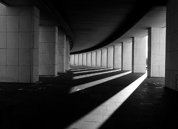 Contrast | Film Inspiration | Pinterest inside Black And White Architecture Wallpaper 29897
