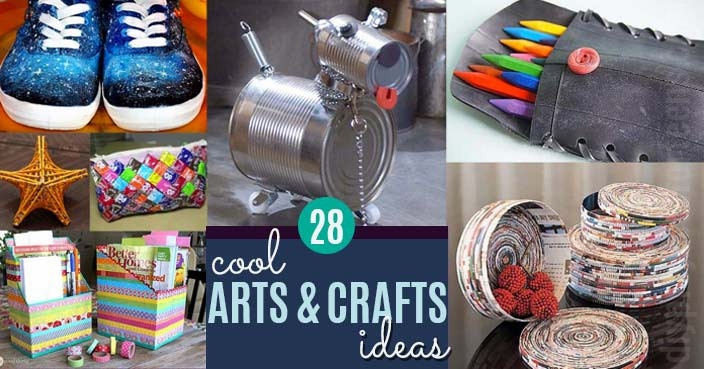 Cool Arts And Crafts Ideas For Teens - Diy Projects For Teens in Creative Arts And Crafts Ideas For Teenagers 27649