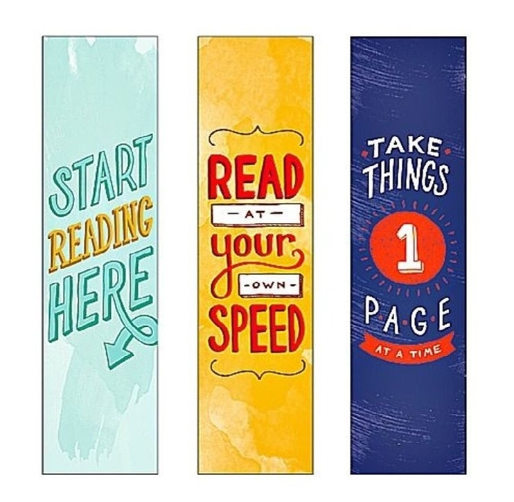 Cool Bookmarks For Books | World Of Example for Cool Bookmarks For Books 27230