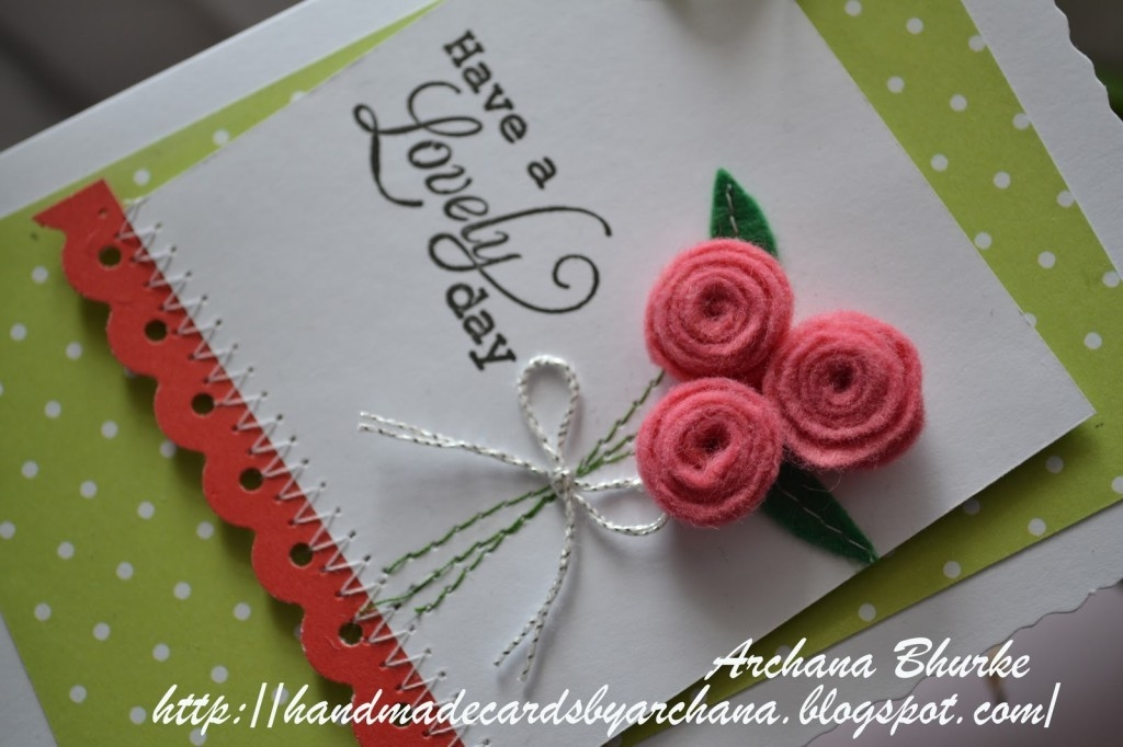 Cool Handmade Card Ideas For Birthday, Christmas And Other Special with How To Make Handmade Cards For Special Occasions 30178