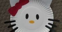 Art And Crafts Ideas For Kids Using Paper Plates