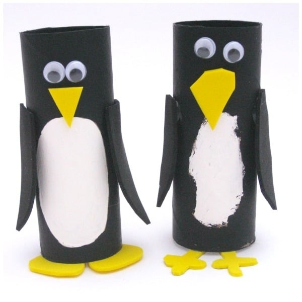Craft Ideas With Toilet Paper Rolls - Playtivities in Tissue Paper Roll Crafts Animals 29098