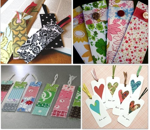 Create A Bookmark ~ 18 Darling Bookmark Templates | Bookmarks within How To Make Handmade Bookmark Designs 29592