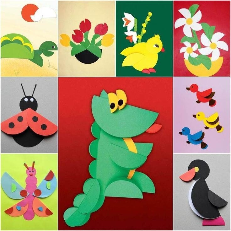 Creative Arts And Crafts Ideas For Kids Examples And Forms
