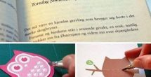 Cool Bookmark Designs To Make