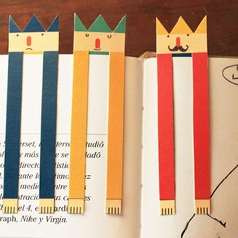 Creative Diy Bookmarks Ideas for How To Make Handmade Bookmark Designs 29592