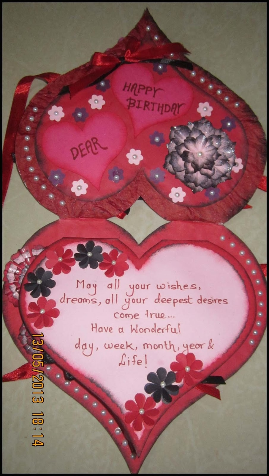 Creative Handmade Love Cards For Him - Valentine's Day Pictures throughout I Love U Cards For Boyfriend Handmade 30117
