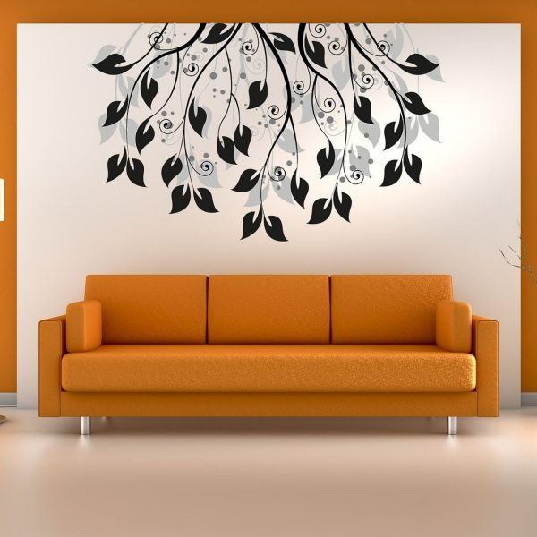 Living Room Painting Examples: Creative Wall Painting Ideas For Living Room