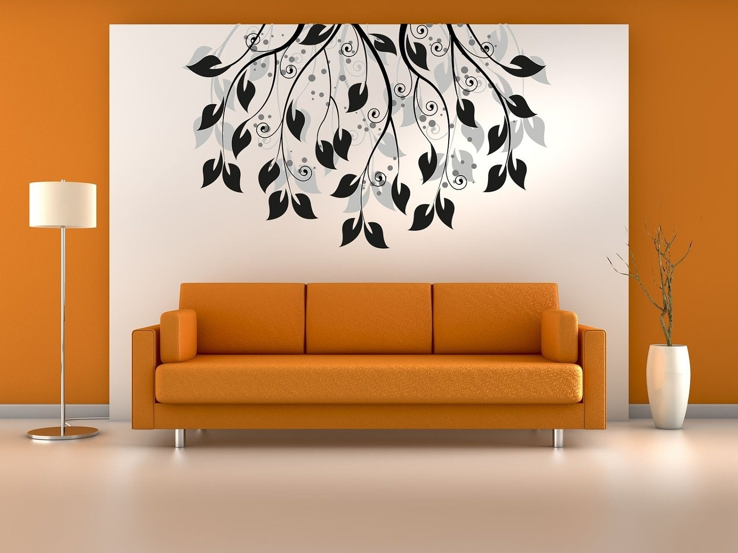 Creative Wall Painting Ideas For Living Room Nakicphotography with regard to Creative Wall Painting Ideas For Living Room 30073