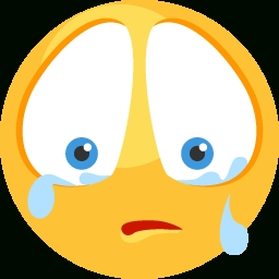 Cry Sticker For Facebook | Id#: 169 | Stickees with regard to Facebook Crying Emoticon Stickers 28321