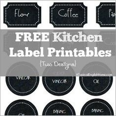 Custom Labels Pdf File Only By Weirdsheep On Etsy | Printables in Free Customizable Labels 26986