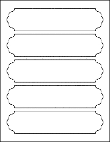 Decorative Labels Template | Template regarding Decorative Label Template 27730