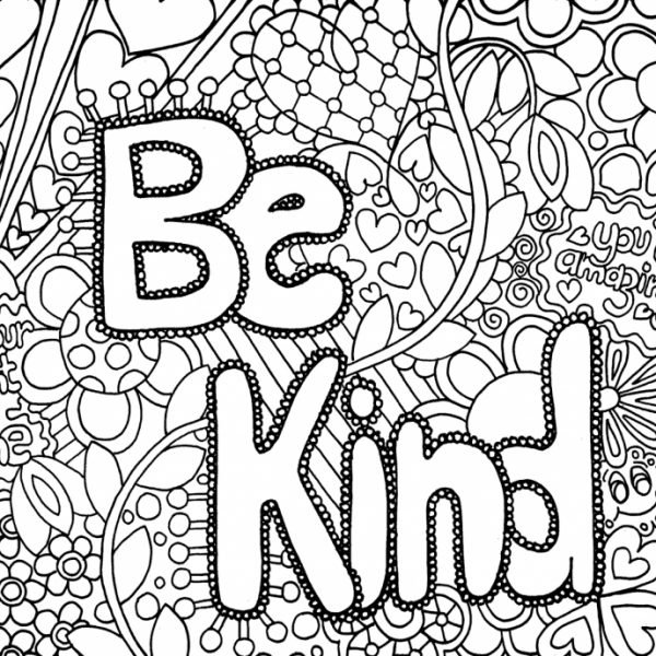 Detailed Coloring Pages For Older Kids Detailed Coloring Pages For