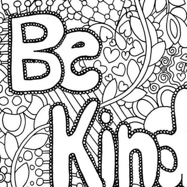 Detailed Coloring Pages For Teenage Girls – Coloring Page in ...