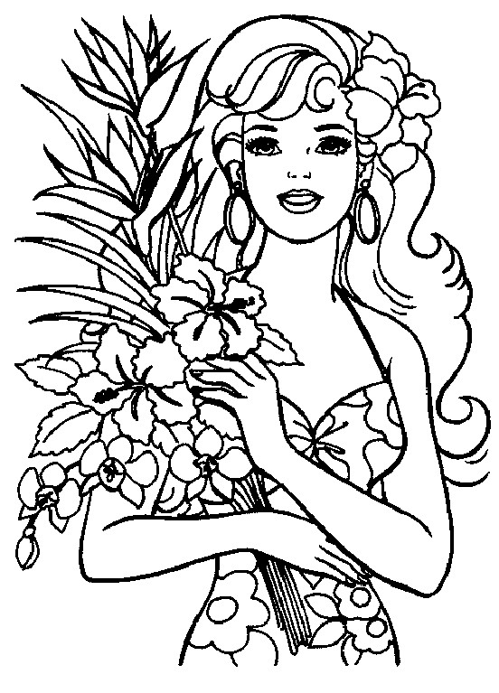 Detailed Coloring Pages For Teenage Girls Download - Printable in Detailed Coloring Pages For Teenage Girls 28149