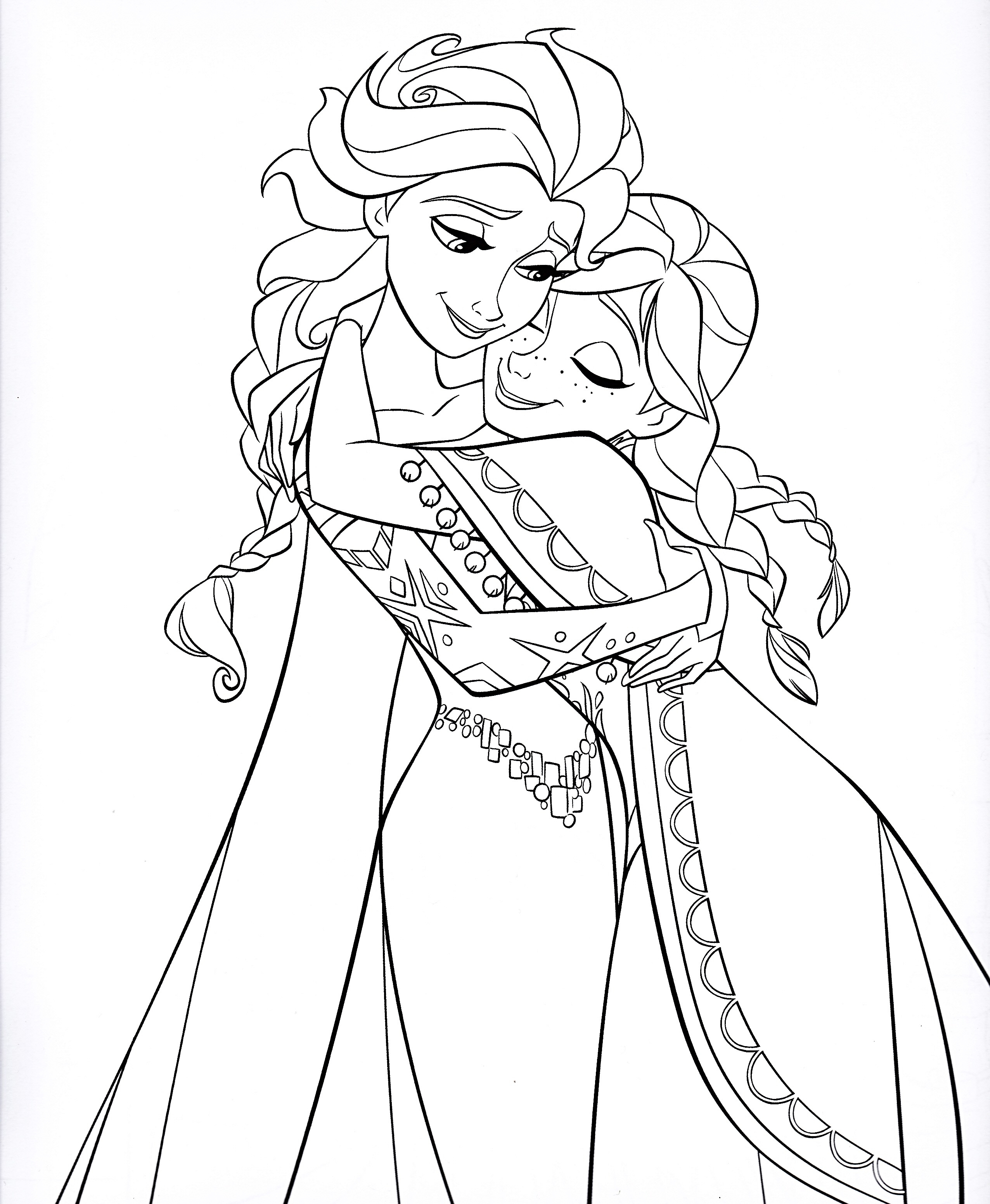 Disney Frozen Coloring Pages For Girls Elsa Free Inside - Qqa intended for Disney Frozen Coloring Pages For Girls Elsa 29421