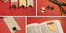 Diy Bookmarks Tutorial
