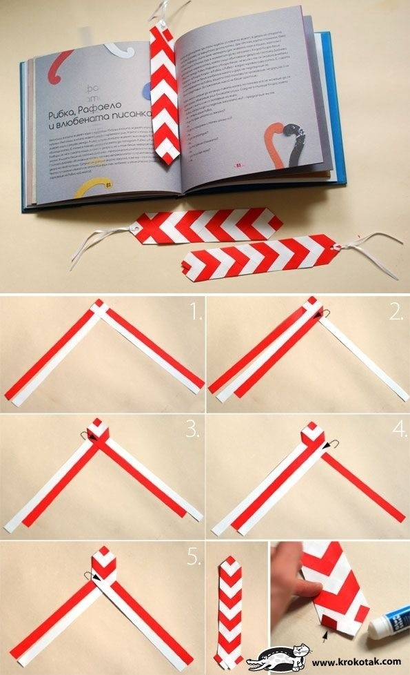 Diy Bookmarks Tutorial | World Of Example with regard to Diy Bookmarks Tutorial 29672