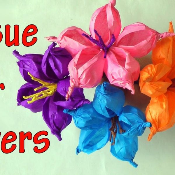 Diy crafts how to make tissue paper flowers easy ana diy within diy crafts how to make tissue paper flowers easy ana diy within how to make tissue paper crafts mightylinksfo