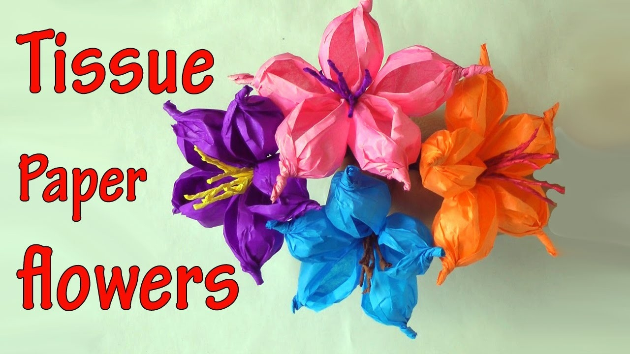 Nice how to make mexican paper flowers with tissue paper crest old fashioned mexican tissue paper flowers history mold top mightylinksfo