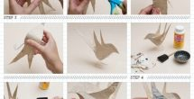 Paper Craft Projects How To Make Step By Step