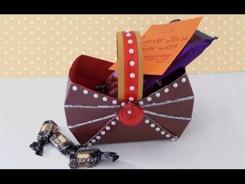 Diy Handmade Gift Idea : How To Make An Easy & Beautiful Paper throughout Handmade Paper Craft Gift Ideas 29210