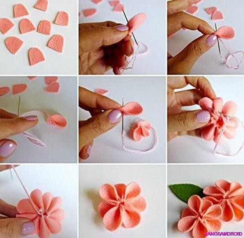Art And Craft Work With Paper Step By Step Examples And Forms