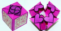 Paper Craft Ideas For Gifts