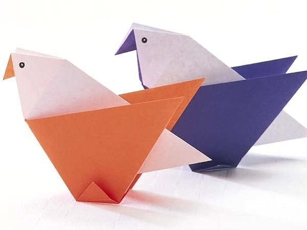 Does anyone know how to make these or where ill find instructions does anyone know how to make these or where ill find instructions with simple paper folding art for kids thecheapjerseys Image collections
