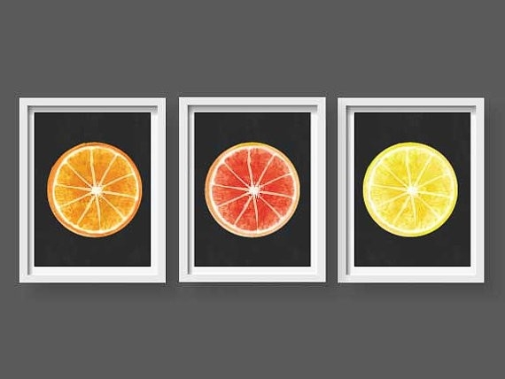 Download Fruit Wall Art Com New With 10 | Lofihistyle Fruit Of with regard to Fruits Kitchen Wall Art 27099