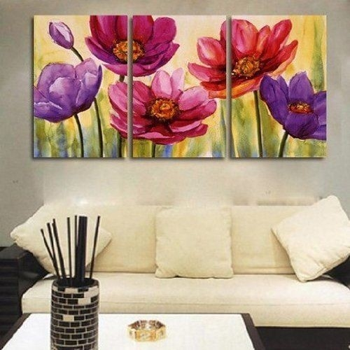 Easy Canvas Painting Ideas | 100% Hand Painted Oil Painting 3 intended for Wall Art Canvas Painting Ideas 29794