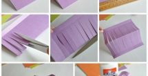 Handmade Paper Crafts Ideas Step By Step For Kids
