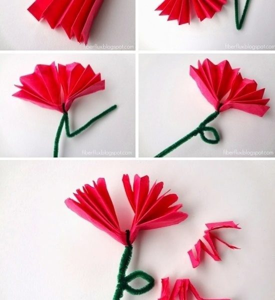 Easy Tissue Paper Crafts For Kids Ye Craft Ideas With Tissue