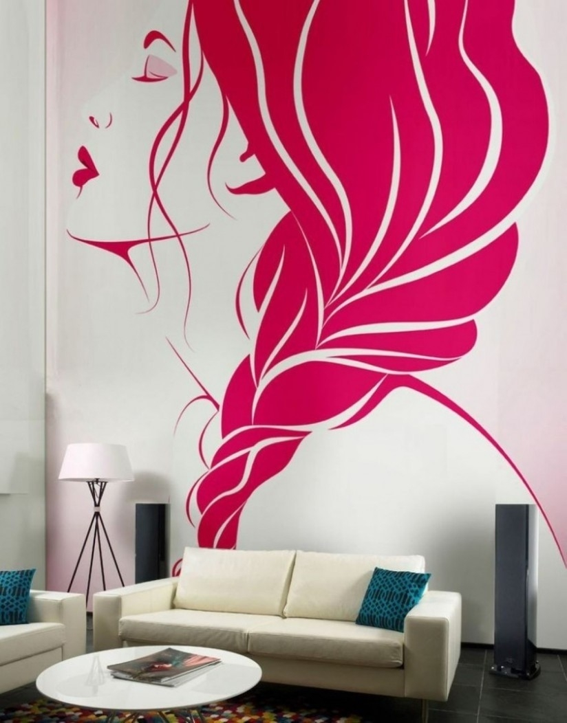 Easy Wall Painting Ideas For Home • Walls Ideas intended for Easy Wall Art Painting Ideas 29804