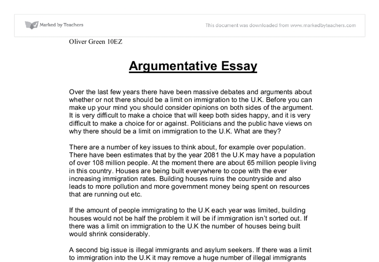 How to write college level essays