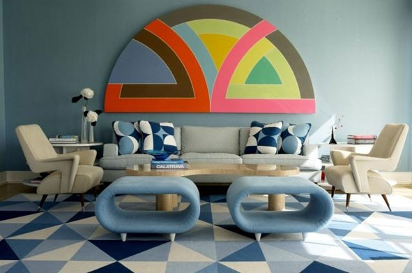 Evolution Of Shapes In Interior Design - Hamstech Blog intended for Geometric Form In Interior Design 25200