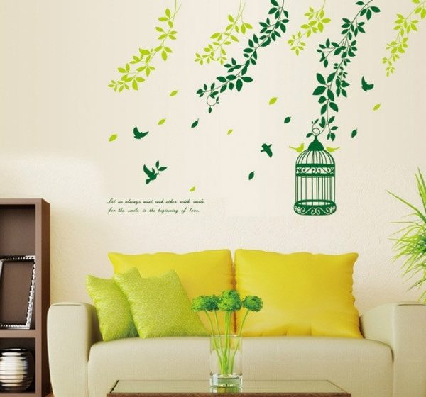 Excellent Creative Wall Painting Ideas Pictures Inspiration – Wall ...