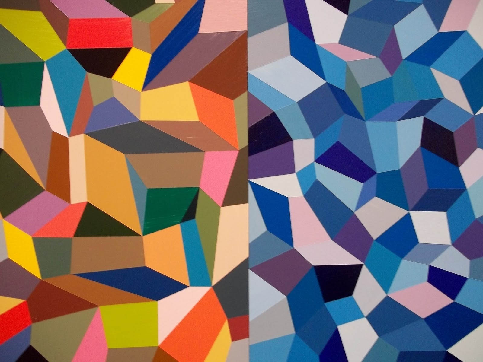 Shape Art : Famous geometric shape art examples and forms