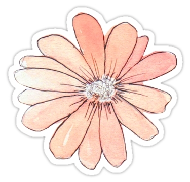 Flower Sticker Png | World Of Example regarding Flower Sticker Png 30439