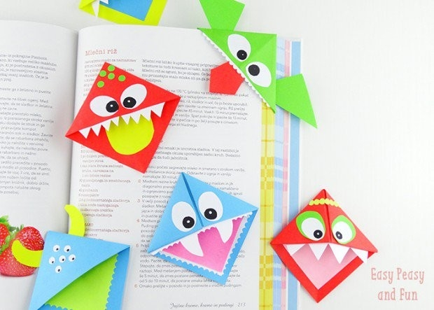 For All Book Lovers: 15 Creative Diy Bookmark Ideas - Style Motivation within Cool Bookmark Designs To Make 29602
